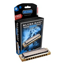 Armónica Hohner Blues Harp