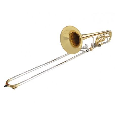 Trombón KING ·B 2103 con transpositor