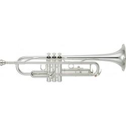 Trompeta YAMAHA YTR-3335S. Plateada