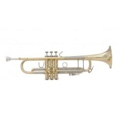 Trompeta BACH 180L Campana 37 Lacada