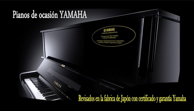 Yamaha ocasión