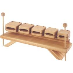 Temple-Block de mesa