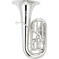 Tuba YAMAHA YCB-822 Plateada