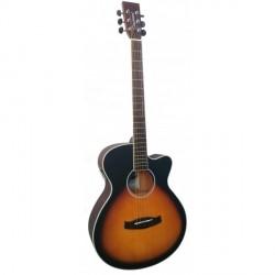 Guitarra acústica Tanglewood DBT SFCE DVB