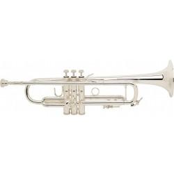 Trompeta BACH LR-180 ML Plateada