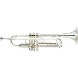 Trompeta YAMAHA YTR-6345GS Plateada