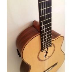 Guitarra clásica MANUEL RODRIGUEZ FG