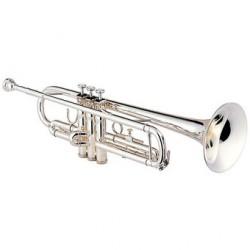 Trompeta Sib JUPITER JTR-606 MS Plateada